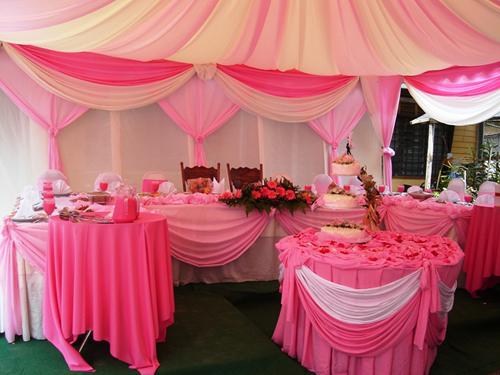 Ваша розовая свадьба