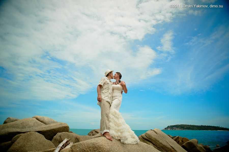Свадьба в Малайзии. Фотограф