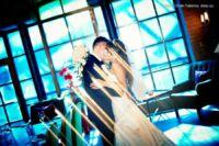 фотосессия свадьбы в интерьерах