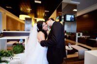 нежные осенние свадебные фото