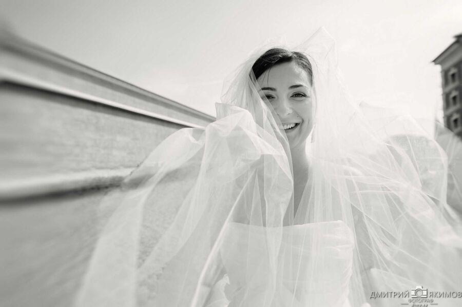 Моменты свадебного дня