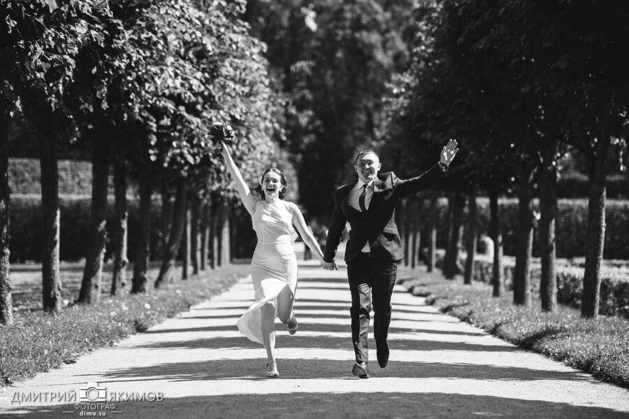 Свадебные фотосессии, Пушкин