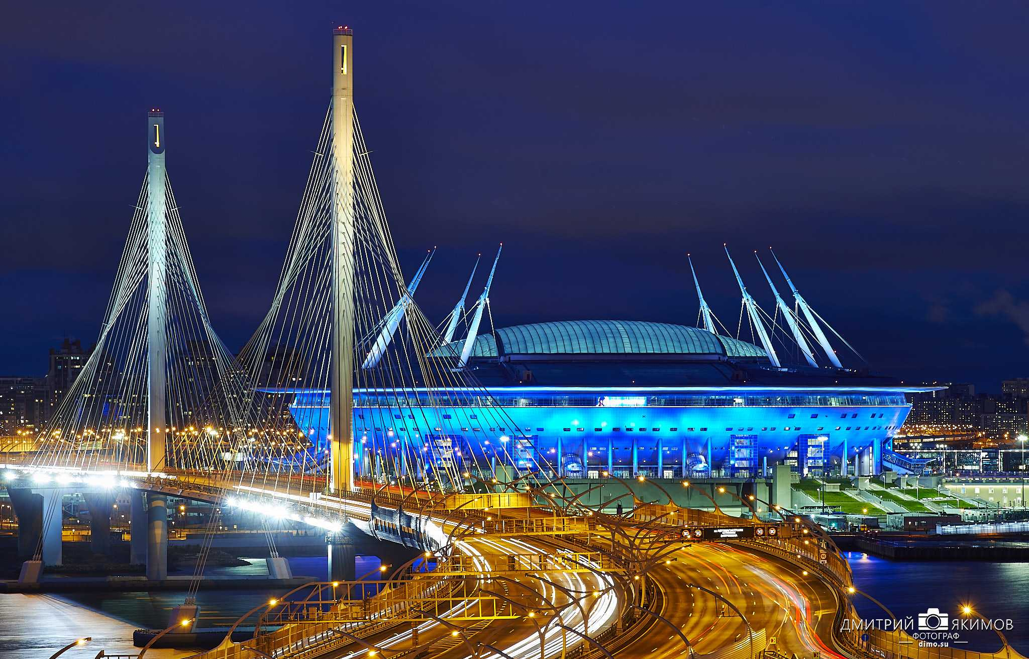 Фотографии Газпром-Арены