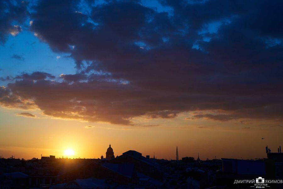 Виды величественного Петербурга