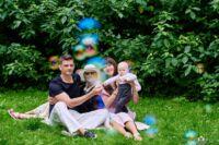 семейные фотосессии в петербурге