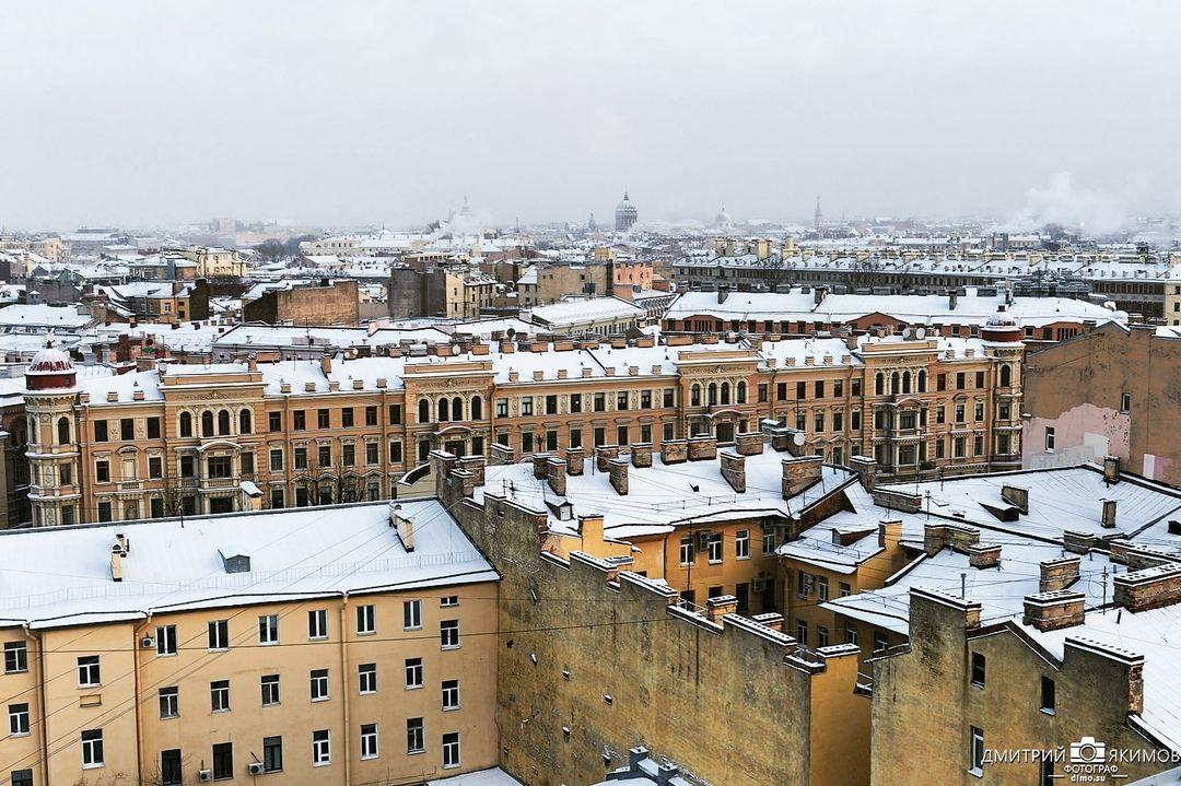 143088291 1127075877738932 6499529888316551846 n - Новое предложение для любителей комфорта и уютаХочешь смотреть на Петербург с...