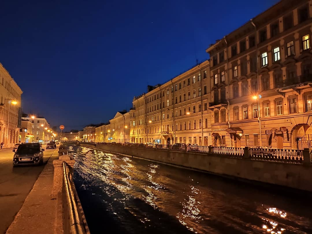 seii chas v peterburge dobroii nochi piter - Сей час в Петербурге. Доброй ночи   . . . #Питер ...