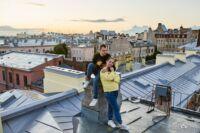 крыши питера фото