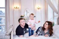 семейные фотосессии в спб